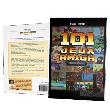 Book 101 games Amiga