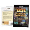 Livre 101 Jeux Amiga dédicacé & couvert