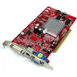 Carte graphique Radeon 9200 PCI