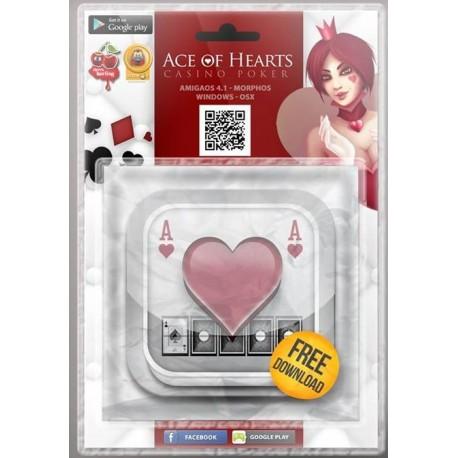 CDRom Jeux Ace of Hearts pour MorphOS - AmigaOS 4.1