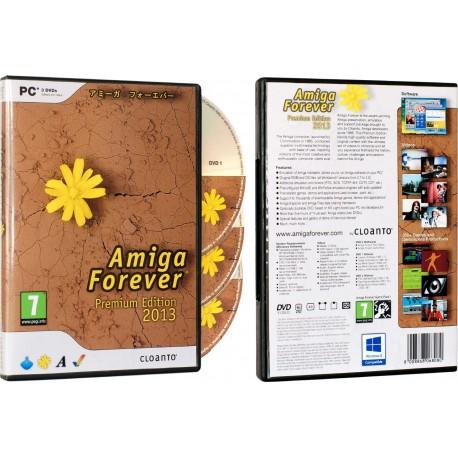 Logiciel Amiga Forever 2013 Premium