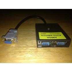 Automatic 2 x DB9 Amiga Switch :