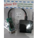 CycloneRX PSX 1-2 GamePad Adapter