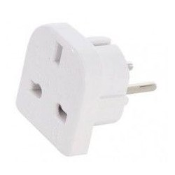 English - French electric adapter