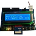 Lecteur SD HxC LCD Display Rev C