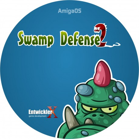 Swamp Defense 2 Game for AmigaOS 4.1