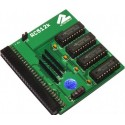 512KB Memory Extension for A500 - A500 plus Board