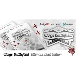 Wings Battlefield game for AOS 4 - MorphOS - AROS - Windows