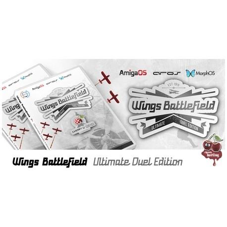 Jeu Wings Battlefield pour AOS 4 - MorphOS - AROS - Windows