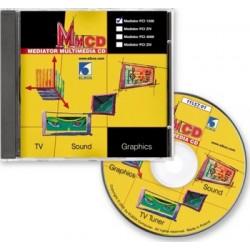 Mise a jour MultmediaCD avec Chip pour Mediator PCI 1200