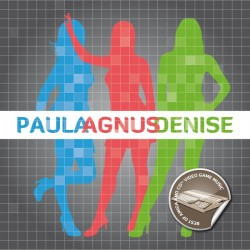 CD Audio Amiga Paula Agnus Denise