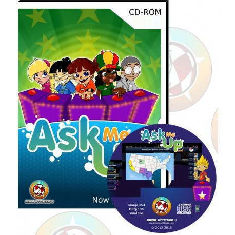 Jeu AskMeUp XXL AmigaOS4 - MorphOS - Windows