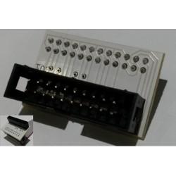 Int. ACSI adapter for Atari MegaST