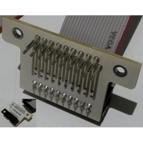 Adaptateur DB19-ACSI avec nappe