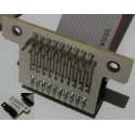 External DB19-ACSI adapter