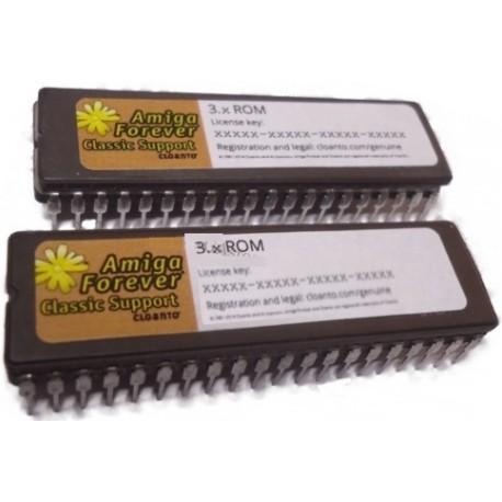 Rom kickstart 3.x pour Amiga 3000D-3000T