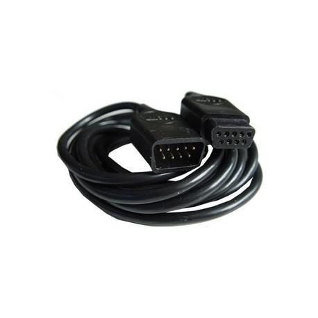 Rallonge DB9 Noire Moulée
