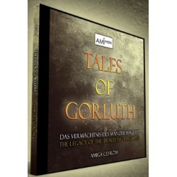 Tales of Gorluth II Game English-Deutsch