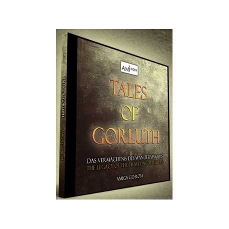 Jeux Tales Of Gorluth II Ang-Allem