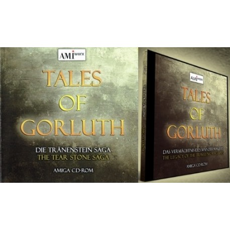 Pack Tales Of Gorluth 1 et 2 Ang-Allem
