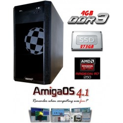 Complet AmigaOne X5000 Configuration !