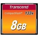 Compact Flash Memory card 8GB Transcend 133x