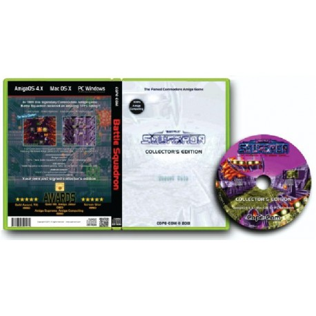 Battle Squadron Collector's Edition