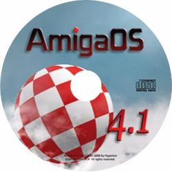 Logiciel Amiga OS 4.1