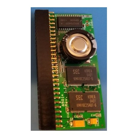 1MB Memory extension A501 Style for Amiga 500+