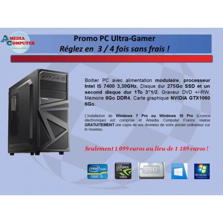 PC Semi-Gamer