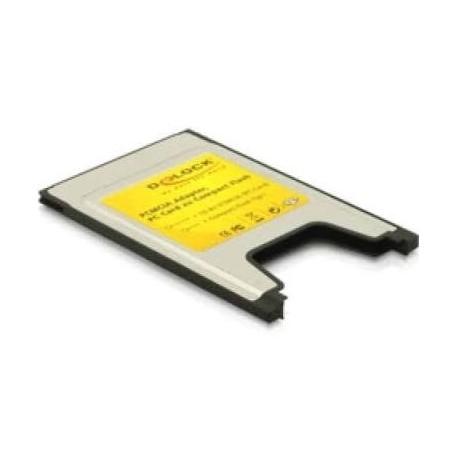 PCMCIA Compact Flash Adapter