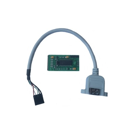 Sum USB keyboard adapter for A1200