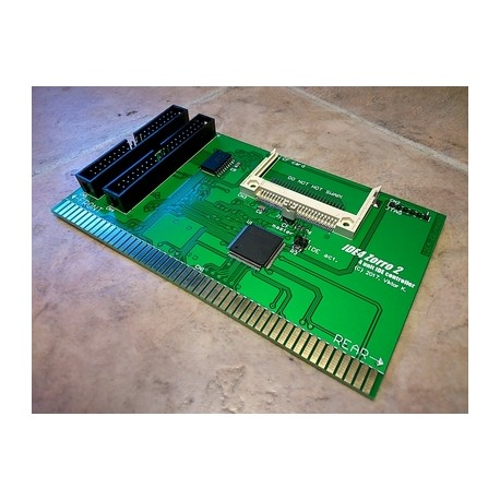 IDE4 Zorro 2 board for Amiga 2000