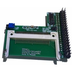 CF + IDE 40 to IDE 44 adapter