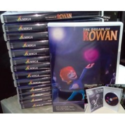 Game CDRom Dream of Rowan ECS