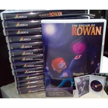 Game CDRom Dream of Rowan ECS