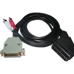 Câble RGB Original sur Péritel pour Amiga Classic