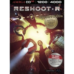 Amiga AGA Reshoot R Game Signature Edition Amiga 1200 / 4000 / CD32