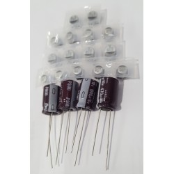 Capacitors Kit for Amiga 600/1200