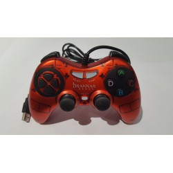 Manette/Pad Gaming Blood Axe - Drakkar Rouge