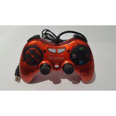 Manette/Pad Gaming Blood Axe - Drakkar