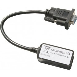 Micromys v4 Mouse Adapter for Amiga
