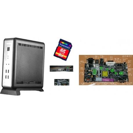 Configuration complète FPGA Arcade Vesa