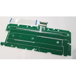 Amiga 600 PCB Membrane Keyboard Replacement for Green & Blue