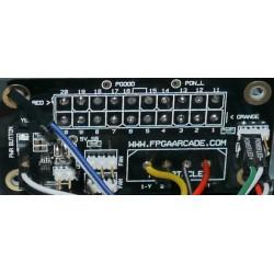 Adaptateur ATX pour FPGA Arcade