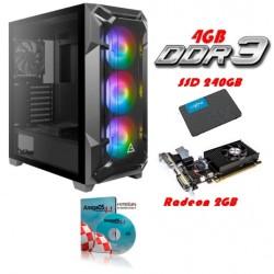Configuration complète AmigaOne X5000 2GB Ram - 500GB HDD