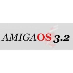AmigaOS 3.2 CDRom Software
