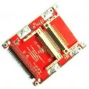 IDE Adapter 2.5' to 2 Compact Flash