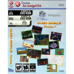 Games Bundle Version 1 AmigaOS 4.1