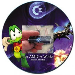 The AMIGA Works with usb key